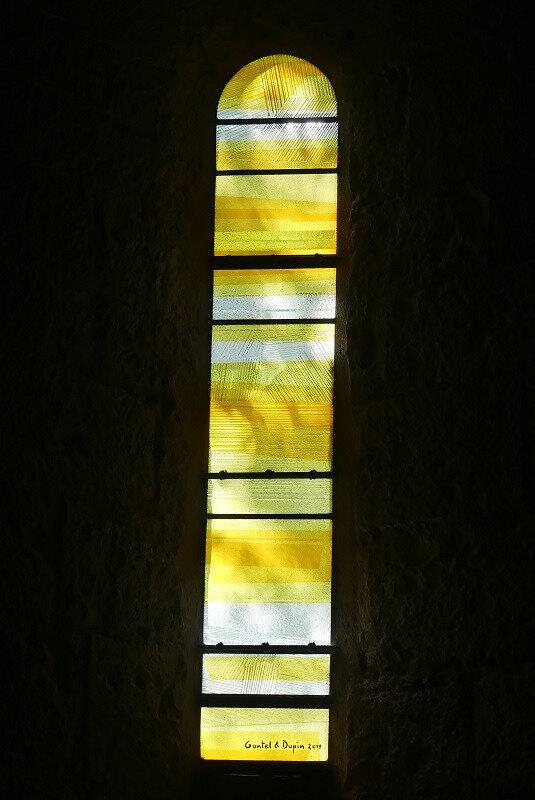vitrail Conqueyrac - clotilde gontel - aurélie dupin