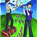 Illustrations autour du cirque #5