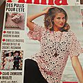 Magazine ancien anna de burda #1993