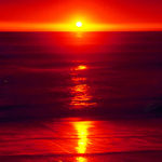 red_sunset_request_beach