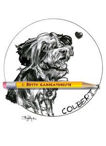 caricature_chien