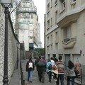 Rue Berton - 16e