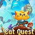 Cat quest : explorez le monde de félingard