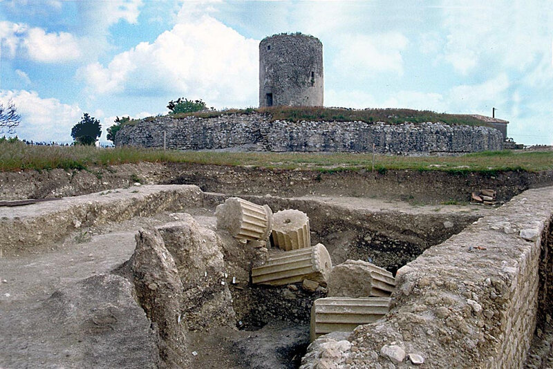 Site gallo-romain de Barzan, dit du Fâ 10