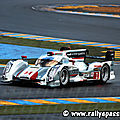 2013 : 24 H du Mans - Journée Test + Qualifs
