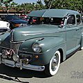 Ford super deluxe fordor sedan-1941
