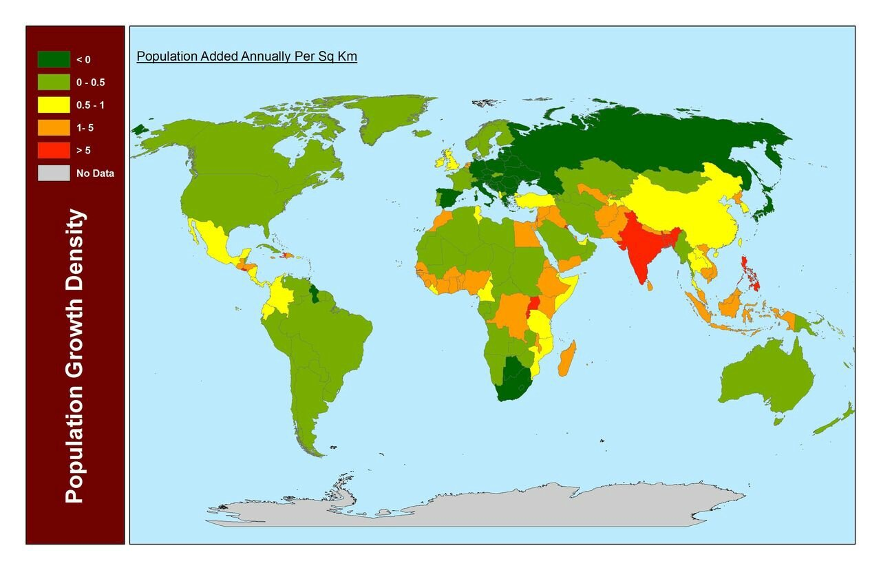 crossance et decroissance en population9o1_1280