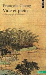 François Cheng, Vide et plein