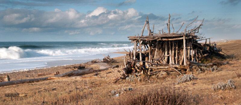 Cabane Tarnos plage