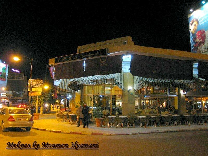 Café l'opéra