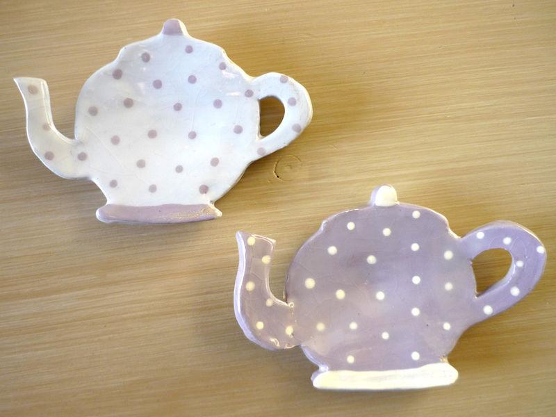 Repose sachets de thé