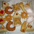 Patisseries réalisées pour l'aid el fitr 2009 et le concours de oum lila