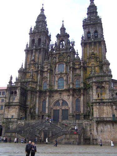 St Jacques de Compostelle-cathédrale