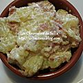 Pommes de terre farcies version ramequin