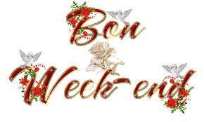 Bon WE 2