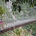 Pont suspendu vers Tashiding