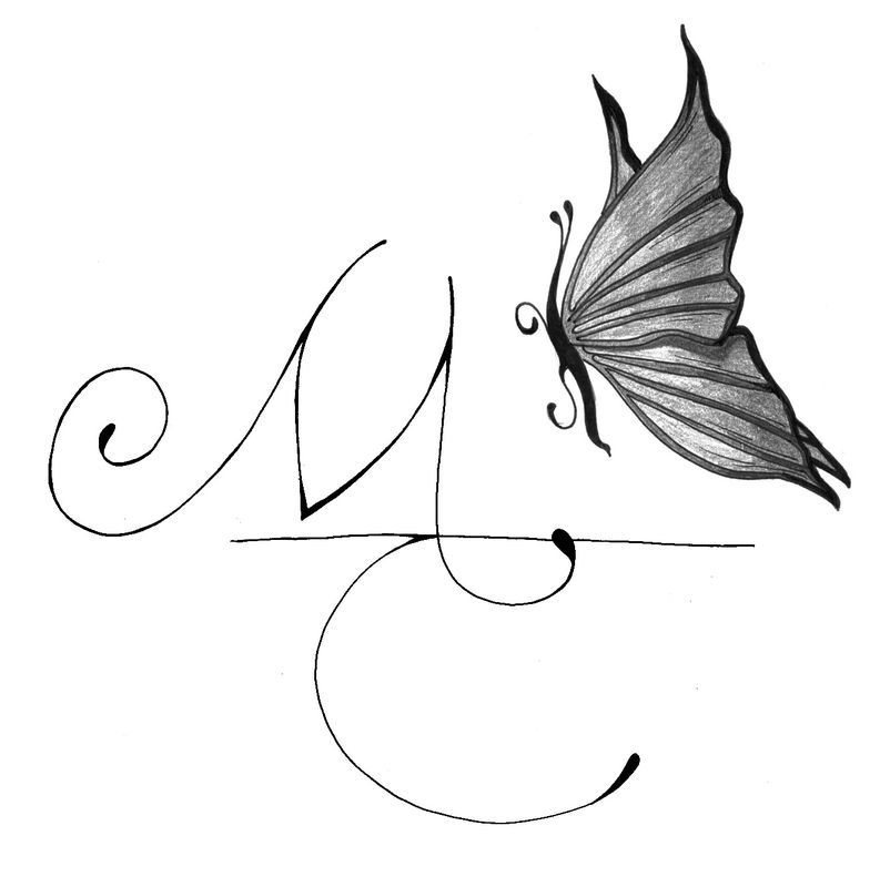 Tatouage Mt L Association Emily Calligraphy