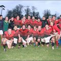 Rugby with Trinity College