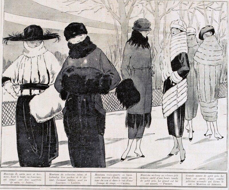 1919-01-15 - Mode manteau hiver - Excelsior___journal_illustré_quotidien_[