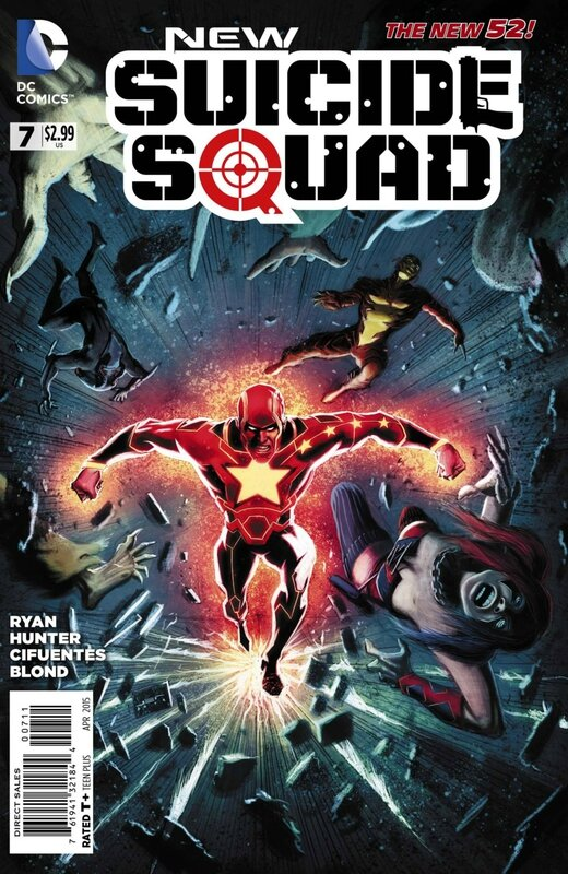 new 52 new suicide squad 07