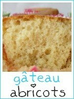 gateau au yaourt abricot - index