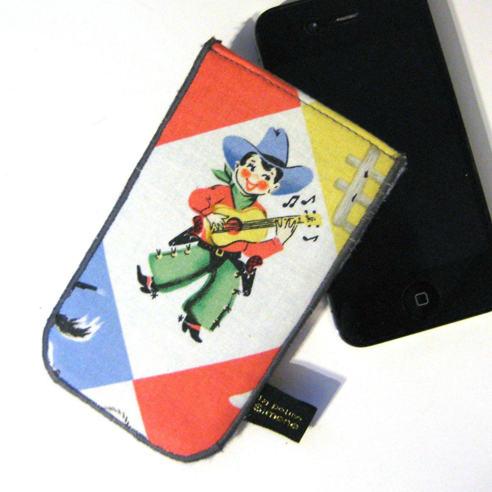 etui_iphone_cowboy_retro