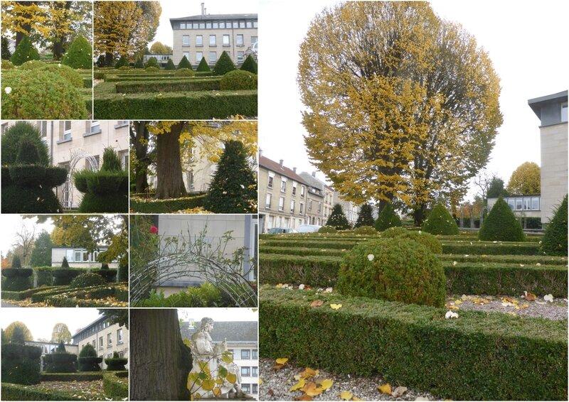 Jardin à Reims