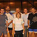 Bureau du badminton soulaines sur aubance - de sept 2013 à sept 2015