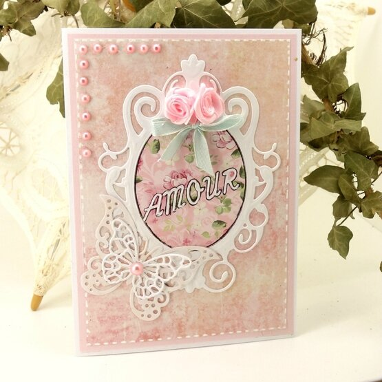 carte-shabby-amour-rose