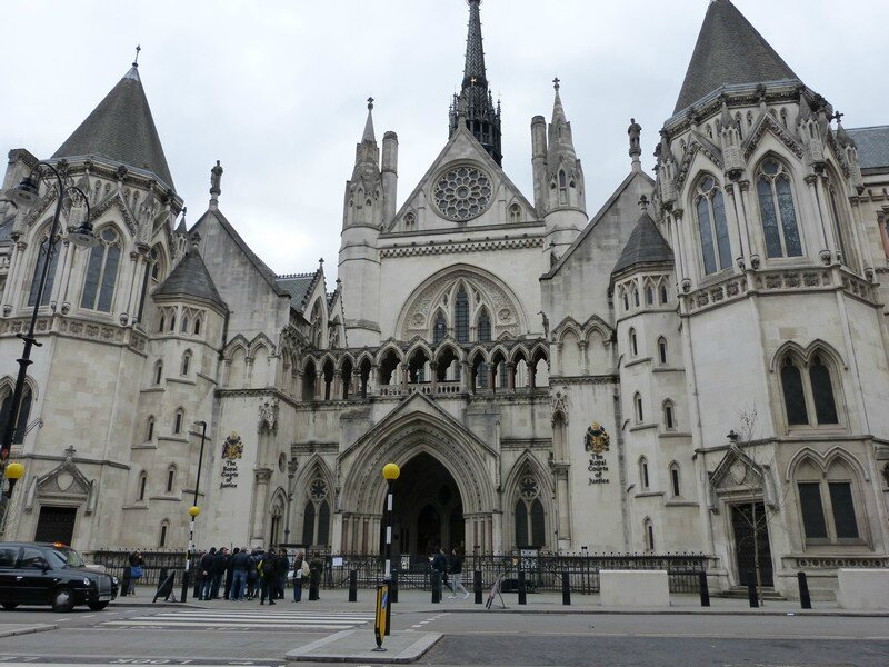 the royal courts of justice3