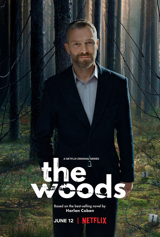 The Woods affiche