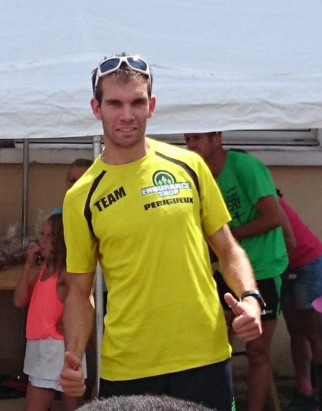 Mika Trail des palombières 2015
