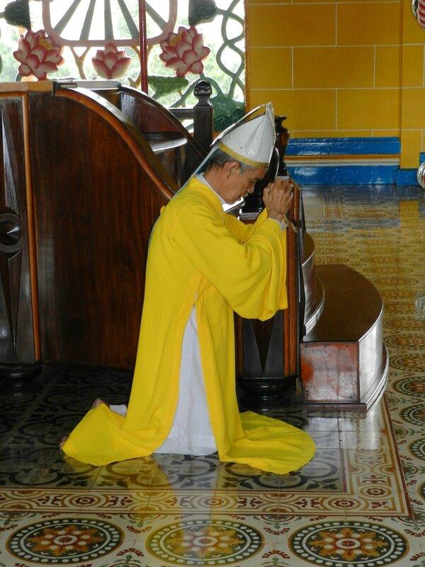 Représentant de la branche bouddhiste