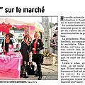 Octobre rose à saint félix