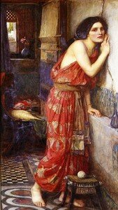 Thisbe___John_William_Waterhouse