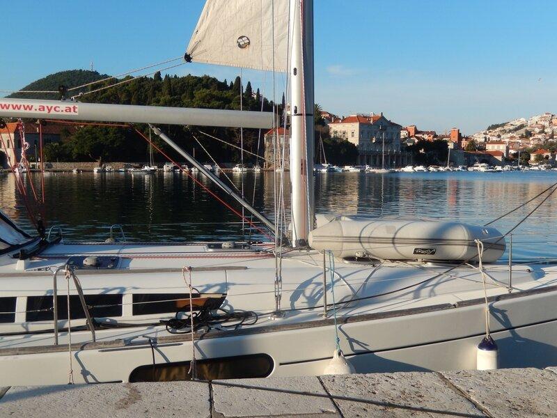 Petit matin à Dubrovnik