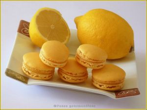 Macarons au citron (7) copie