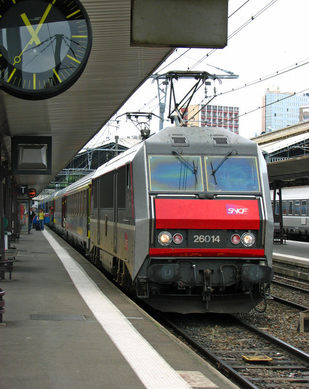 BB 26014 Multiservices, Toulouse Matabiau