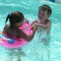 sarah matéo piscine