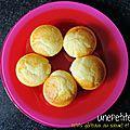 Petits gâteaux au yaourt et au citron