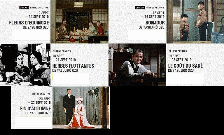 ozu films liste+
