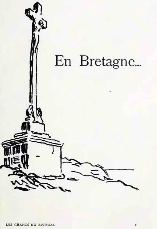 Chant du bivouac en Bretagne