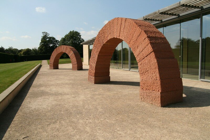 Striding Arches
