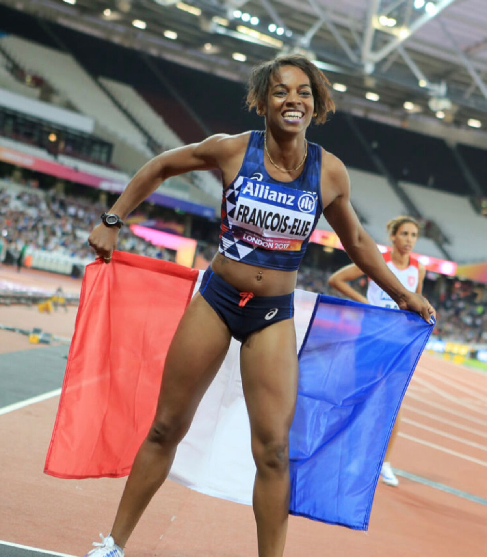 Athlète handisport française : Mandy François-Elie