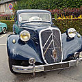 Citroën traction 15-six (1938-1954)