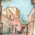 Nouvel album sur mon blog : maroc