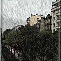 Chouette il pleut !