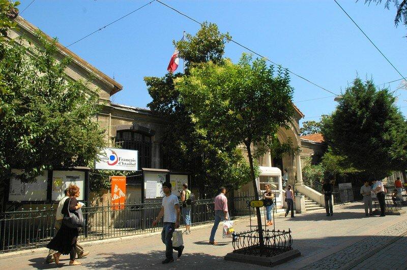 Consulat de France à Taksim