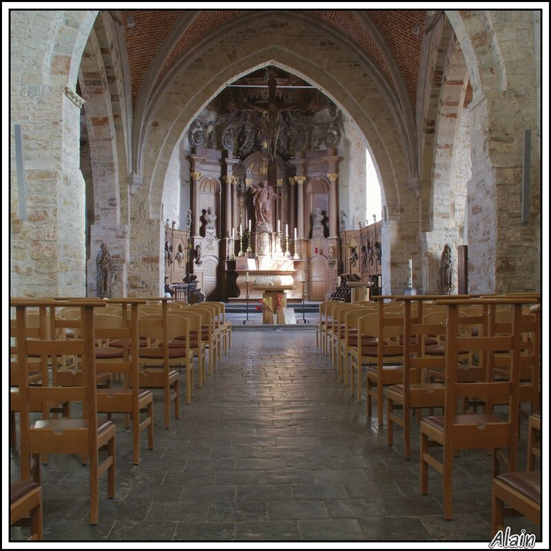 Chaussée Notre Dame de Louvignies
