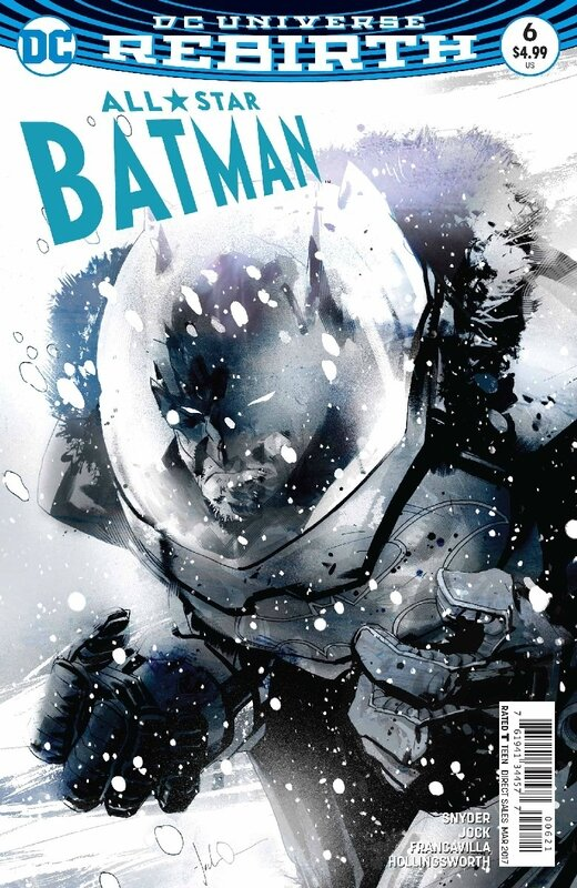 rebirth all star batman 06 variant